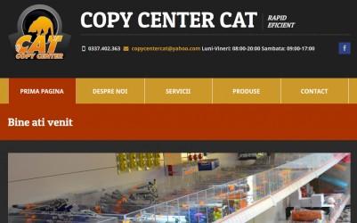 Copy Center Cat